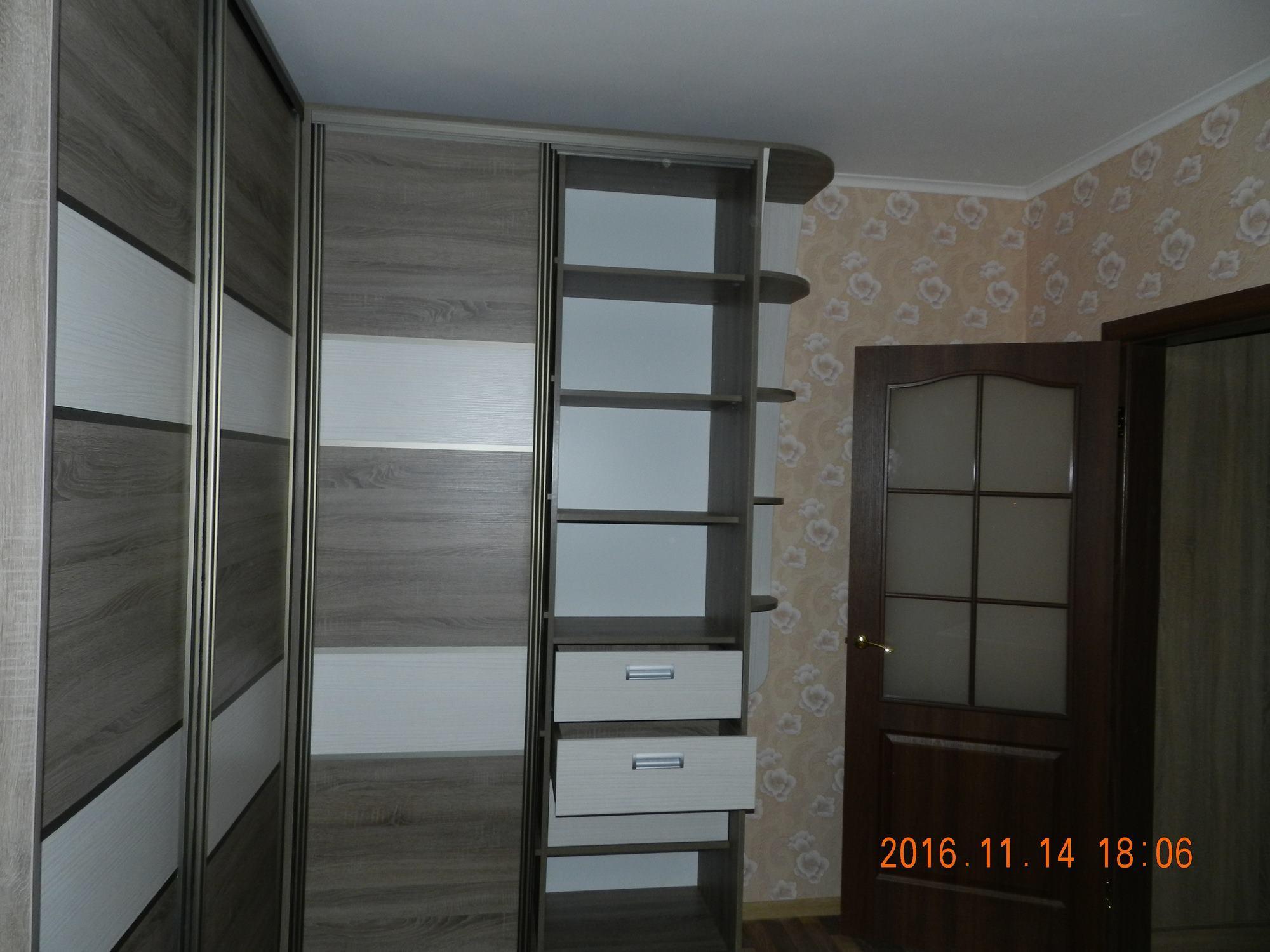 Шкаф-купе Гасида