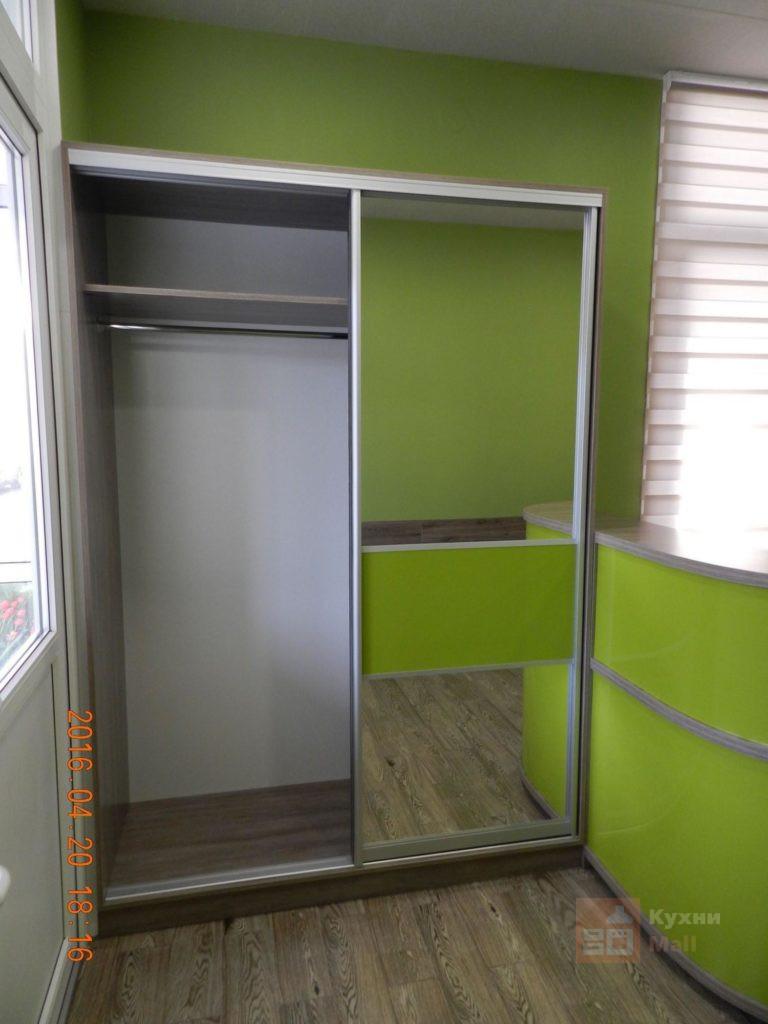 Шкаф-купе Берёза