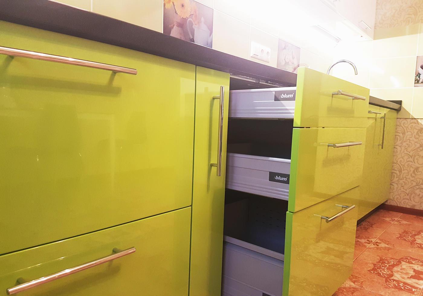 Кухня Робуста