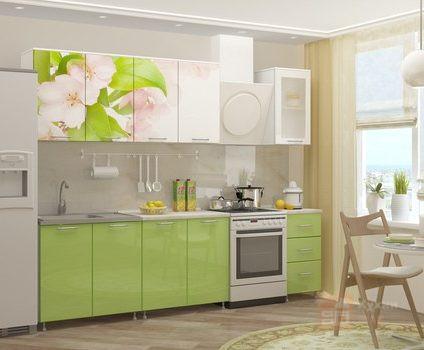 Кухня Цветение яблони