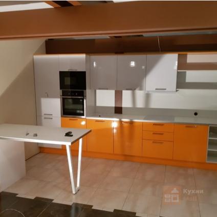 Кухня Апельсиновое желе