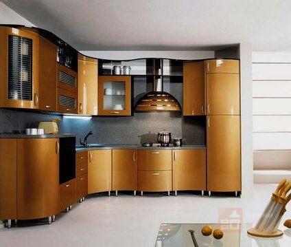 Кухня Золотая осень